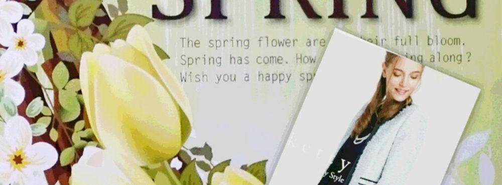 春はスーツのシーズン♪ブラックフォーマル勢揃い