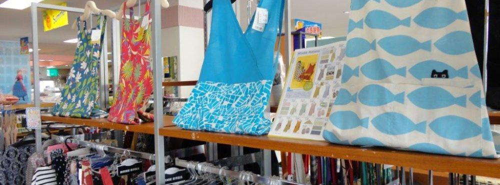 新作夏物パジャマぞくぞく入荷!かわいいエプロンもいっぱい!